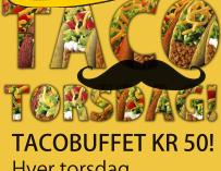 Taco Torsdag @ Kafe Metropolis