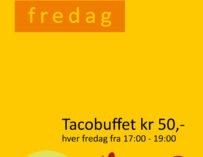 Taco Fredag @ Kafe Metropolis