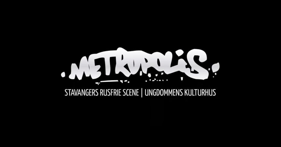 logo metro sorthvitt