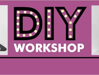 DIY GRATIS WORKSHOP 1. desember kl. 17.00