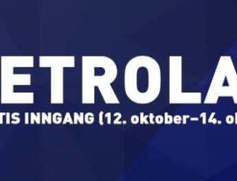 Metrolan 2016 2.0 – 12. – 14. oktober fra kl. 12.00