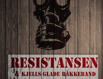 Resistansen Konsert (Singel Release) lørdag 26. november kl. 18.00 CC: 50,-