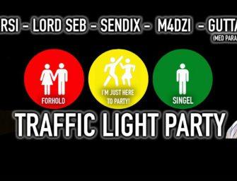 TrafficLightParty i Stavanger @ Metropolis lørdag 29. april kl. 20.00 CC: 50,-