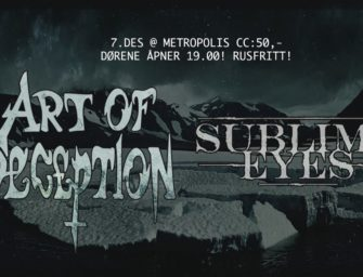 Konsert med Art Of Deception