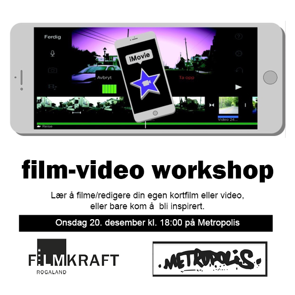 VideoWorkshop desember