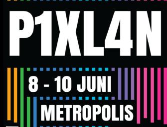 Pixlan 2018 fredag 8. juni til 10. juni