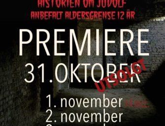 Mørkest Engler – Historien om Judolf 31.okt, 1. – 3.nov