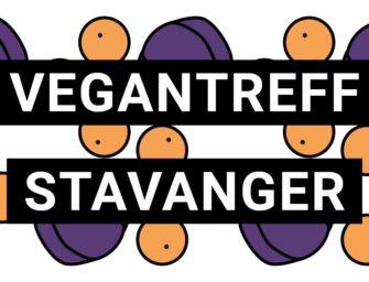 NVS Vegantreff Stavanger søndag 2. desember kl. 13.00 – 16.00