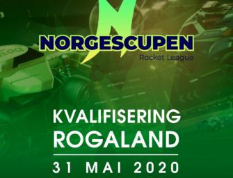 UKM Norgescupen Rocket League  – kvalifisering Rogaland – 31.mai